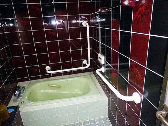 風呂場改修